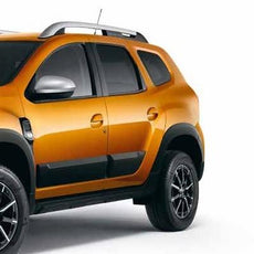 Dacia Duster 2 Bodyside Mouldings, Lower