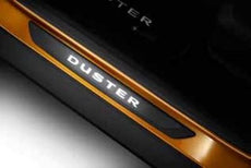 Dacia Duster 2 Illuminated Door Sills