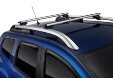 Dacia Duster 2 Cross Bars, Aluminium