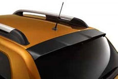 Dacia Duster 2 Rear Spoiler, Black