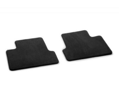 Jeep Renegade (RE) Velour Floor Mats, Rear up to VIN-PH18634