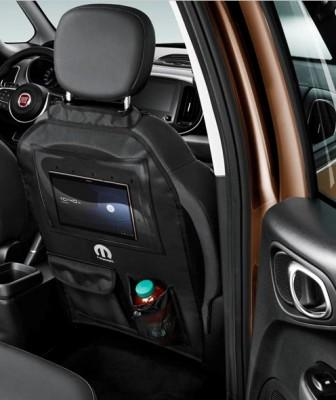 Fiat Back Seat Organiser, Work Time