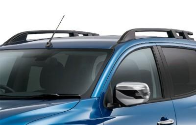 Mitsubishi L200 (S5) Roof Rails, Black