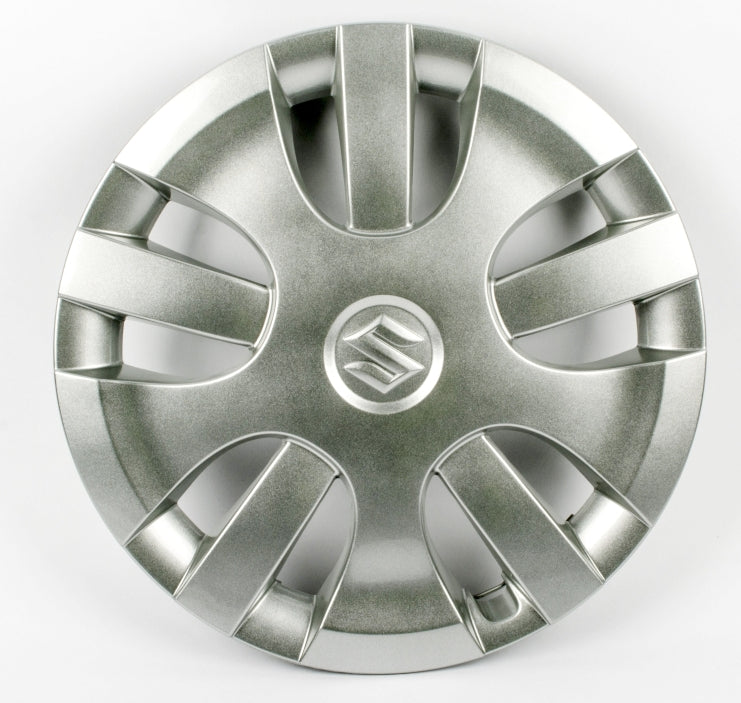 Suzuki Splash Wheel Cap, Silver 15""