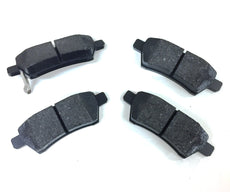 Nissan Pathfinder (R51M) Brake Pads, Rear