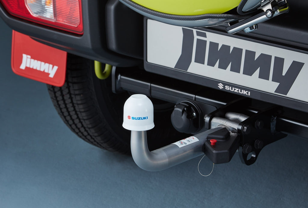 Suzuki Jimny Tow Bar, Detachable