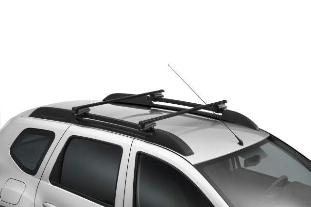 Dacia Duster 1 Transverse Roof Bars, for vehicles with roof rails
