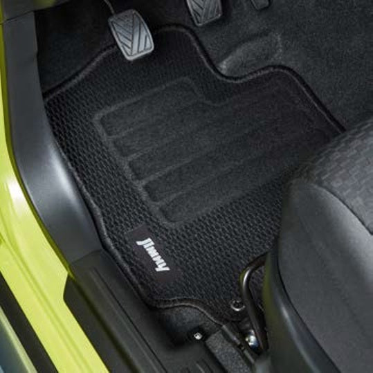 Suzuki Jimny Carpet Mat Set, ECO Grade RHD MT