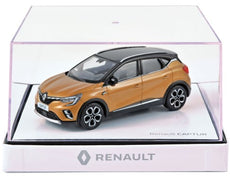 Renault Captur (2) 1:43 Model Car - Desert Orange