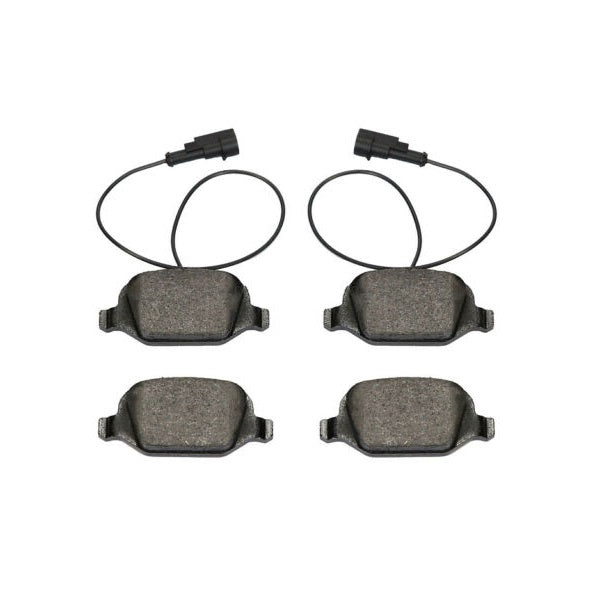 Abarth 500 Brake Pad-Set, Rear