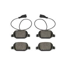 Fiat 500 Brake Pad-Set, Rear