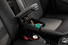 Renault ZOE Front Armrest on console - Recytex Fabric