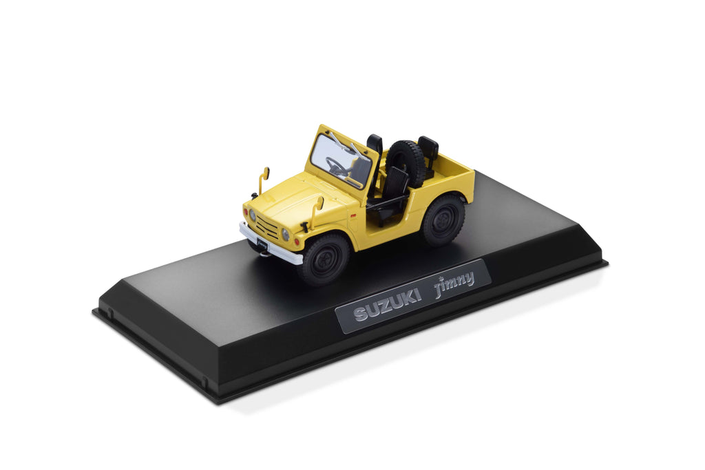 Suzuki Jimny (1970) Die-Cast Scale Model 1:43