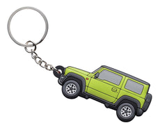Suzuki Jimny Rubber Key Ring