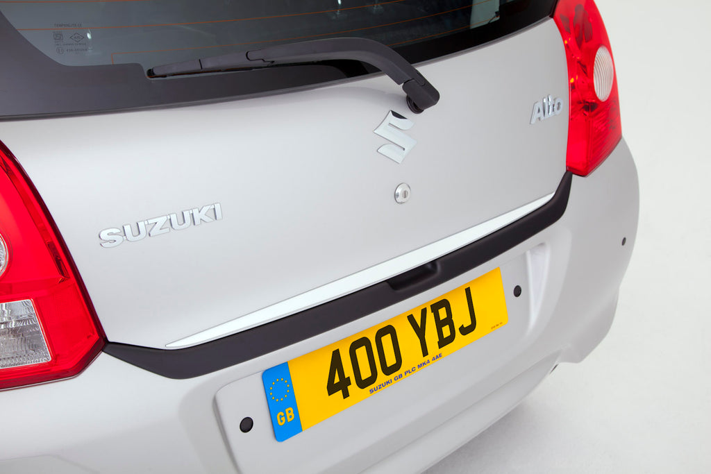 Suzuki Alto Chromed Rear Tailgate Trim