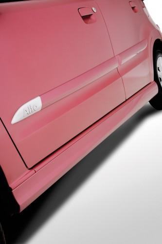 Suzuki Alto Premium Side Body Mouldings, Colour Coded