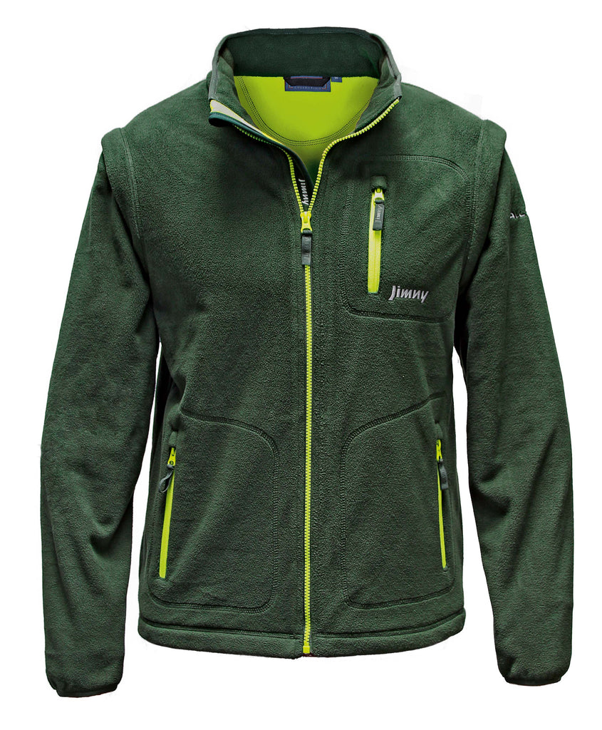 Suzuki Jimny Fleece Jacket