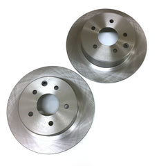 Nissan Brake Discs, Rear - VA