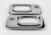 Suzuki Jimny Chrome Door Handle Surrounds 2009-2012