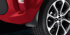 Kia Picanto (JA) Rear Mud Guard Kit - Standard