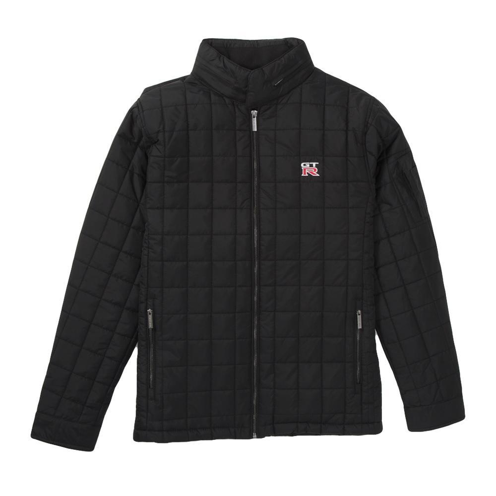 Nissan GT-R Men's Quilted Jacket, Small