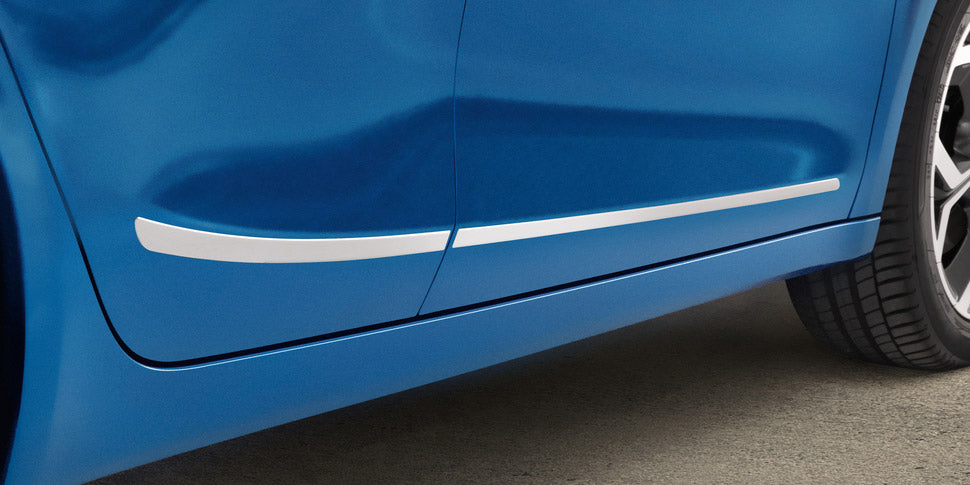 Kia Ceed 5DR/SW (CD) Side Trim Line, High Gloss Stainless Steel