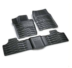 Jeep Grand Cherokee (WK2) Rubber Mats, Dark Grey RHD