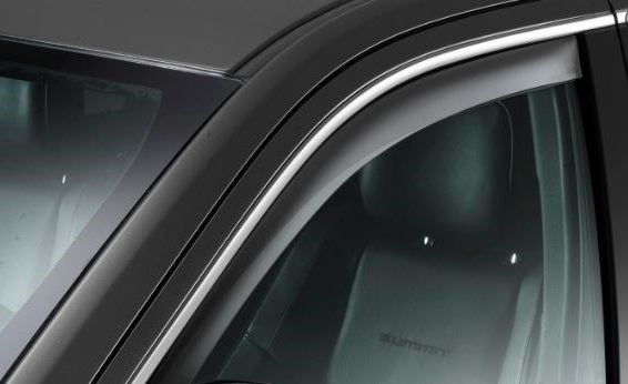 Jeep Renegade Air Deflectors for front windows