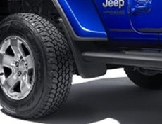 Jeep Wrangler (JL) Moulded Splash Guards, Front