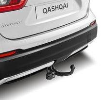 Nissan Qasqhai (J11B) Tow Bar, Fixed 1.5D/1.3P 07/2018 to 12/2018
