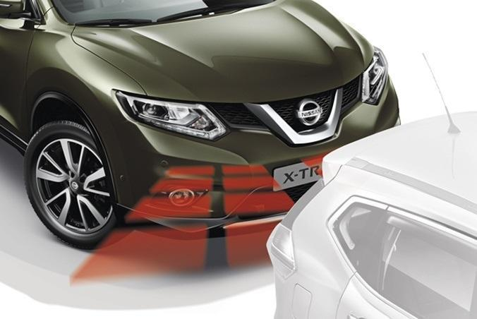 Nissan Qashqai/X-Trail Front Parking System