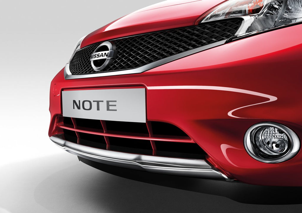 Nissan Note (E12E) Chrome Front Lip Finisher