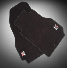 Nissan GT-R Luxury Floor Mats, Black RHD