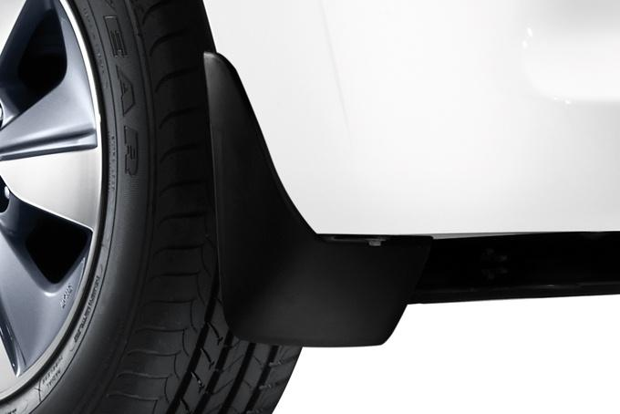 Nissan e-NV200 Rear Mudguard Set