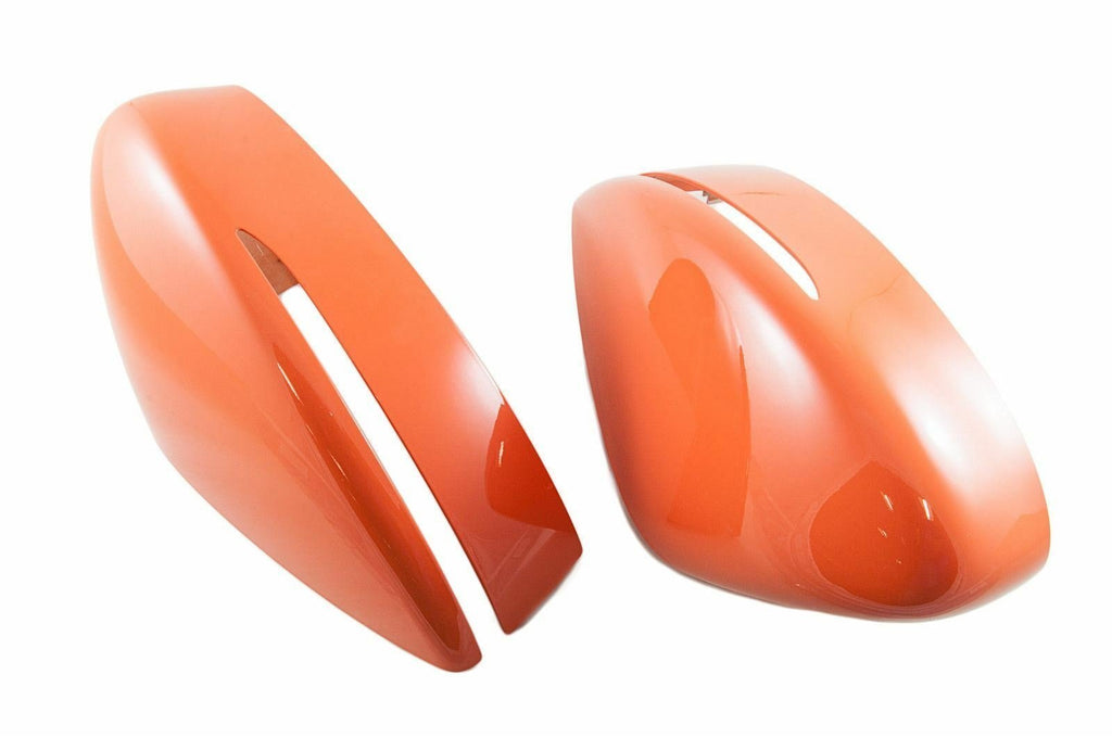 Nissan Note (E12E) Orange Racing Mirror Caps - Indicators