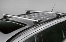 Mitsubishi Outlander Roof Carrier - with roof railing
