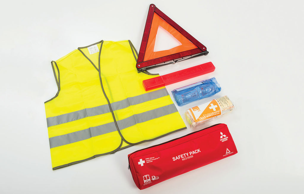 Mitsubishi Safety Pack