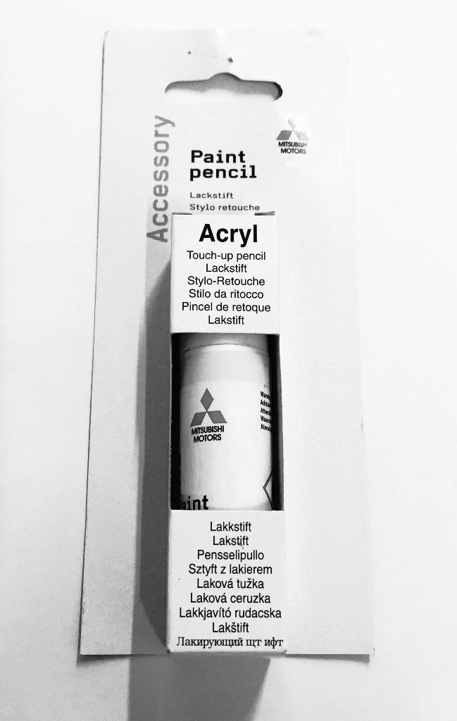 Mitsubishi Paint Pen -  Solid White W32