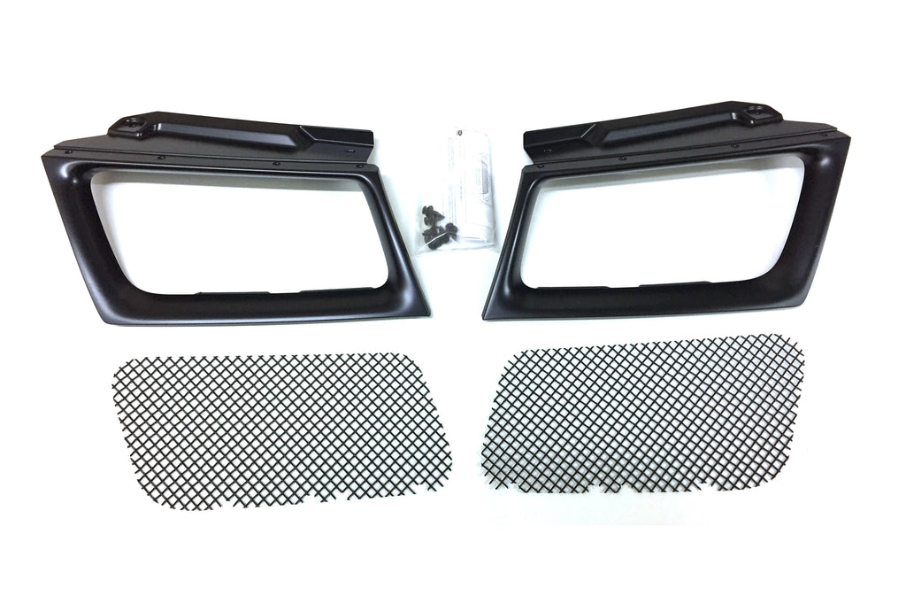 Mitsubishi L200 (S4) Upper Sports Grille, Black 2010-2014