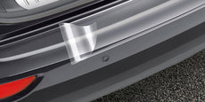 Kia Sportage (QLPE) Bumper Protection Foil, Transparent