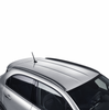 Fiat 500X Roof Railing Kit, Black