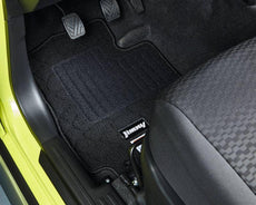 Suzuki Jimny Carpet Mat Set, Deluxe Grade LHD AT