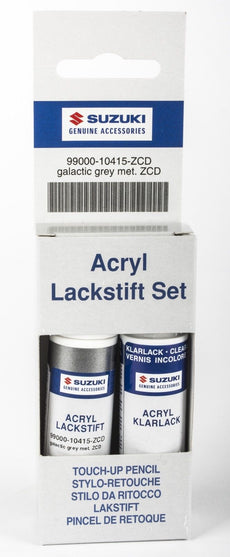 Suzuki Touch-Up Paint, Galactic Grey (ZCD)