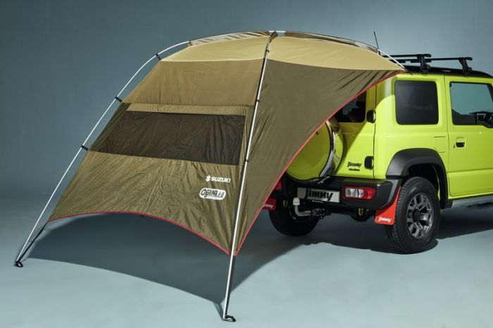 Suzuki Attachable Tent