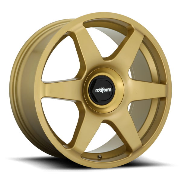 Rotiform UK Release The SIX In Gloss Gold Finish!