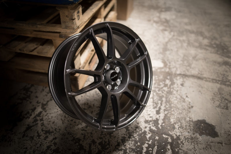 The Light Weight Fast Road Or Track Wheel From Dare Motorsport