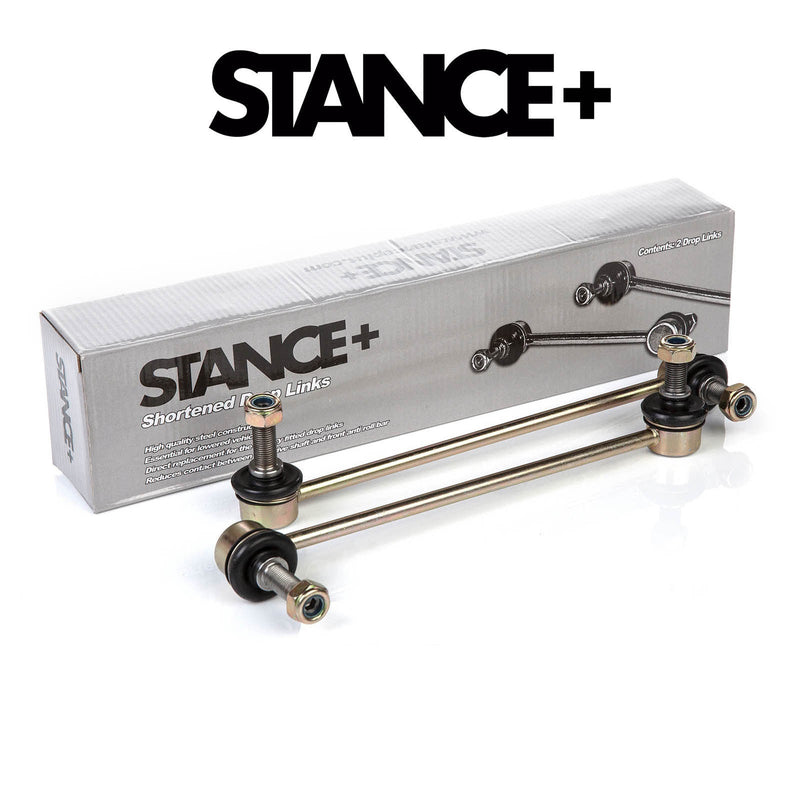 Stance+ Short/Shortened Front Drop Links (VW Eos) 300mm (M12x1.5) DL710