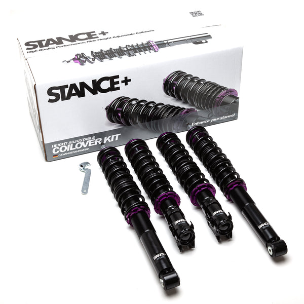 Stance+ Street Coilovers Suspension Kit Seat Toledo (1L) (All Engines)