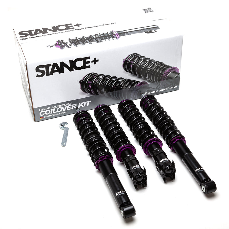 Stance+ Street Coilovers Suspension Kit VW Vento (All Engines)