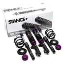 Stance+ Street Coilovers Kit VW Golf Mk4 R32 3.2 V6 Hatchback 4Motion (02-04) 1J